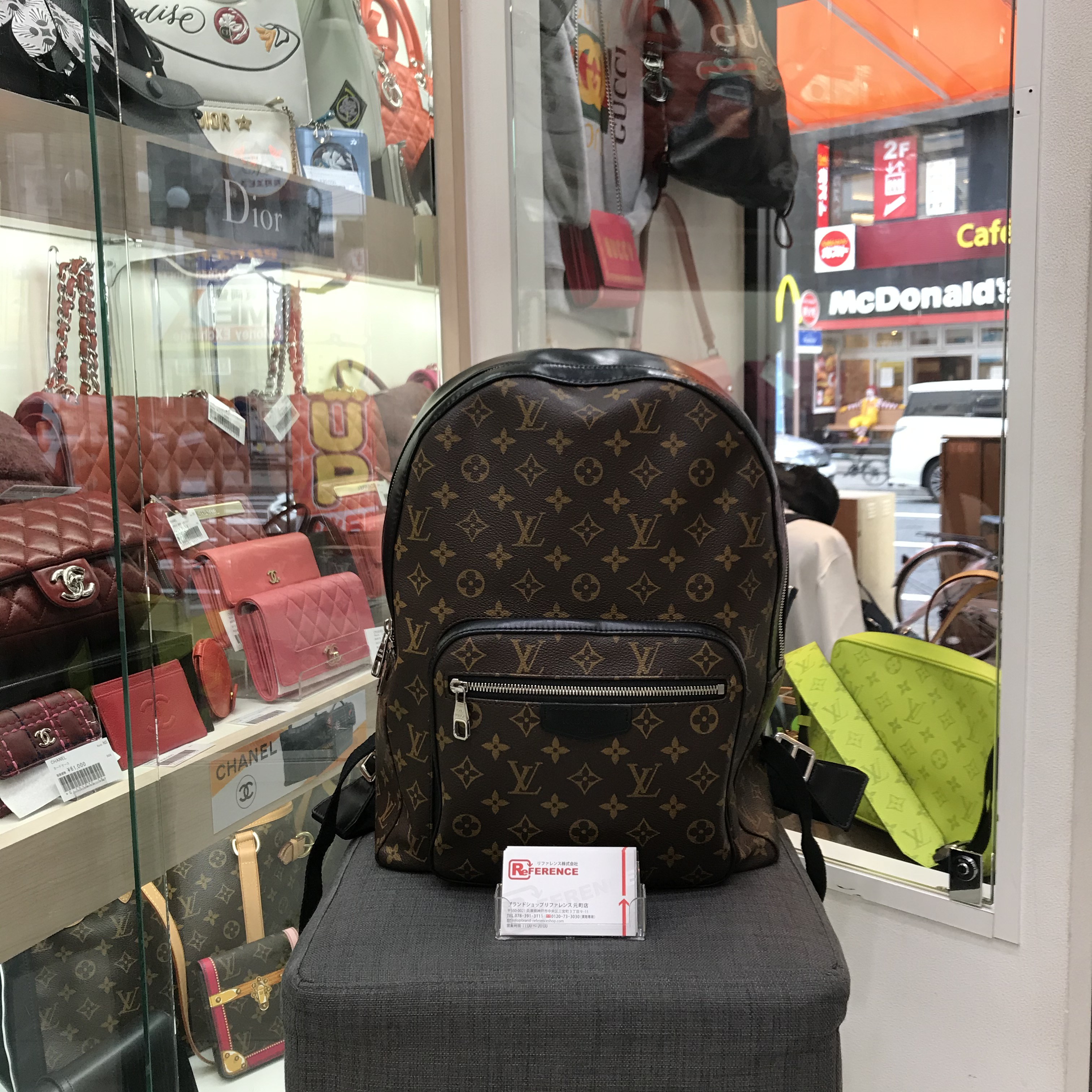 Louis Vuitton✨ルイヴィトンのリュックサック(型番M41530)を高価買取🎵