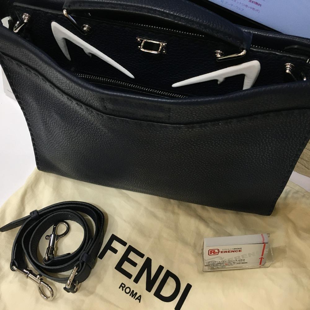 FENDI★フェンディのモンスターシリーズのビジネスバッグ(型番:7VA406)を高価買取!!!